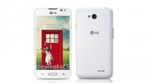 Entry-Level LG L65 Press Render Leaked