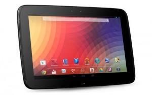 Google Nexus 10 Back in Stock on Google Play Store