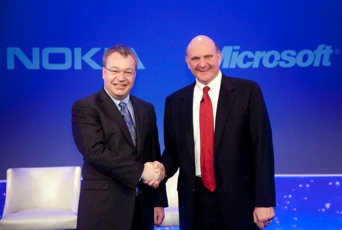 Nokia And Microsoft Deal