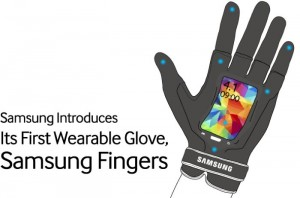 Samsung Fingers, The First Wearable Smart Glove (Not Really)