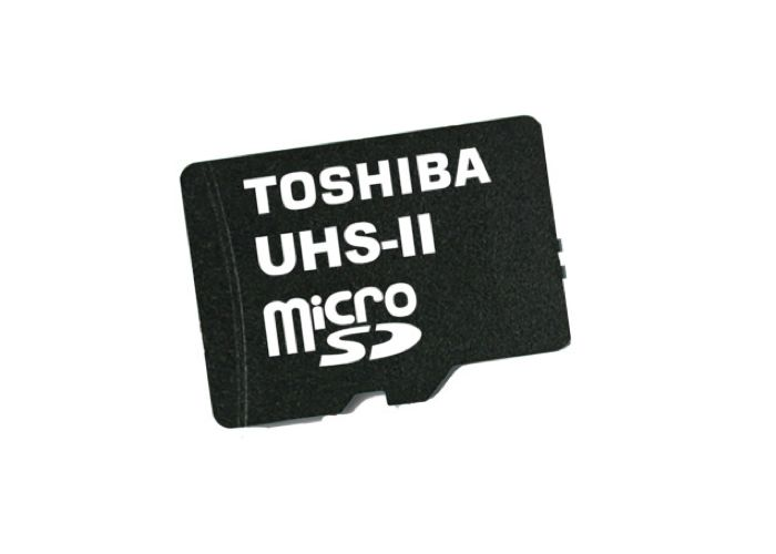 Toshiba UHS-II