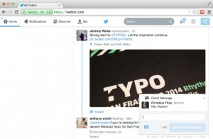 Twitter Introduced Pop-up Notifications On The Website