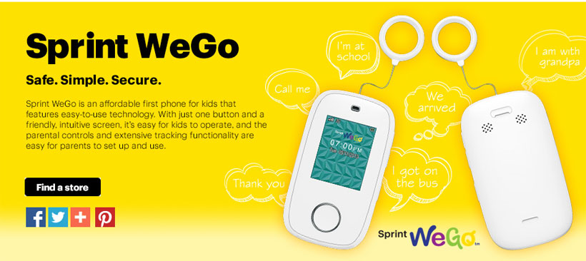 Sprint parental controls