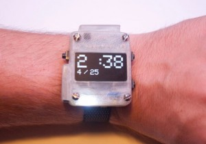 3D Printed Ardunio Smartwatch Wins Maker Arduino Challenge