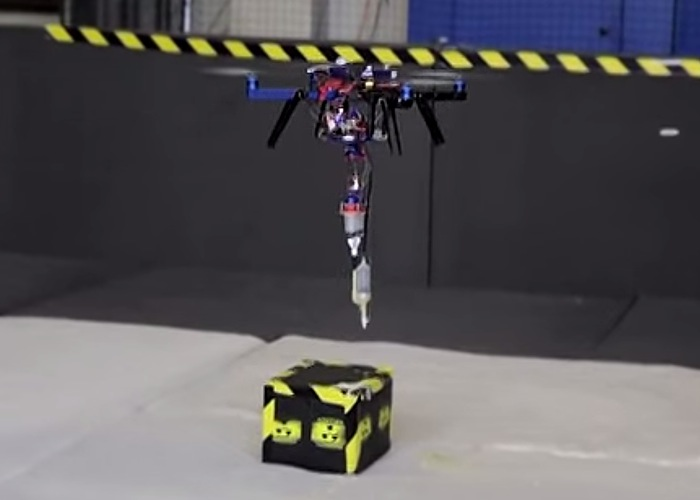 3D Printing Flying Robot