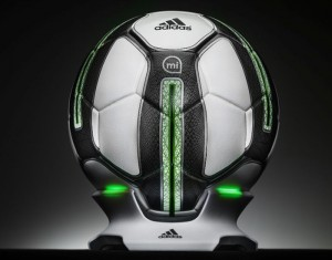 Adidas miCoach Smart Ball Now Available For $299 (video)