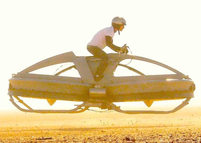 Aerofex Hoverbike