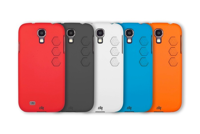 Android smartphone case with buttons