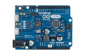 Arduino Zero 32 Bit Board Unveiled By Atmel and Arduino