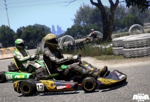 Arma 3 Kart Racing Add On Now Available (video)