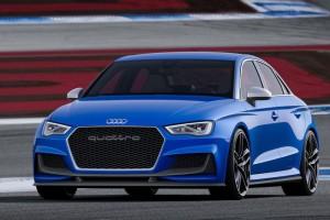 Audi A3 Clubsport Quattro Concept Unveiled