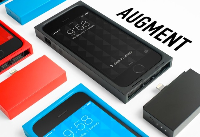 Augment iPhone Battery