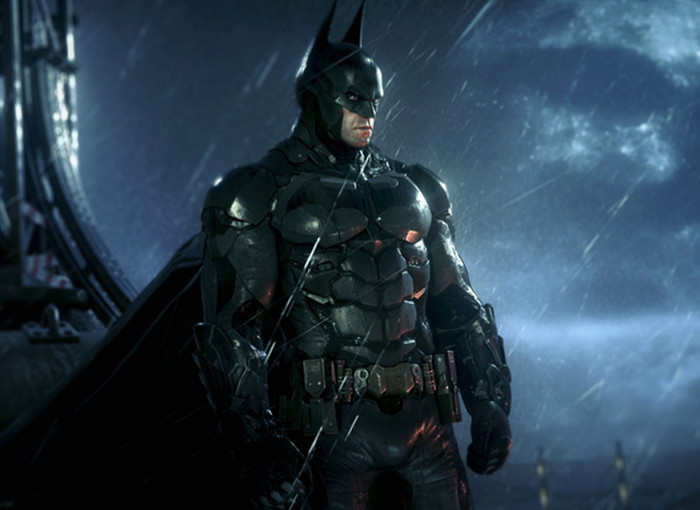 Batman- Arkham Knight gameplay Trailer