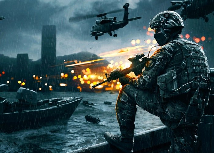 Battlefield 4 Microtransactions