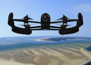 Parrot AR Drone Bebop And Virtual Reality Skycontroller Unveiled