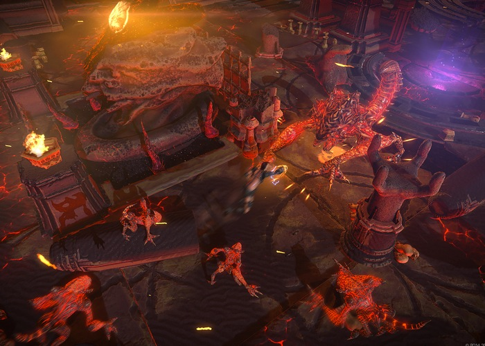 Bombshell Action RPG Game