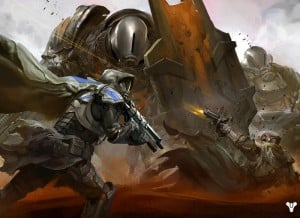 Bungie Destiny PS4 Gameplay Trailer Released