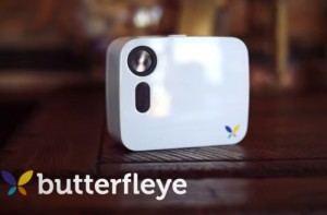 Butterfleye Camera, Is A Smartphone Controlled Camera (video)