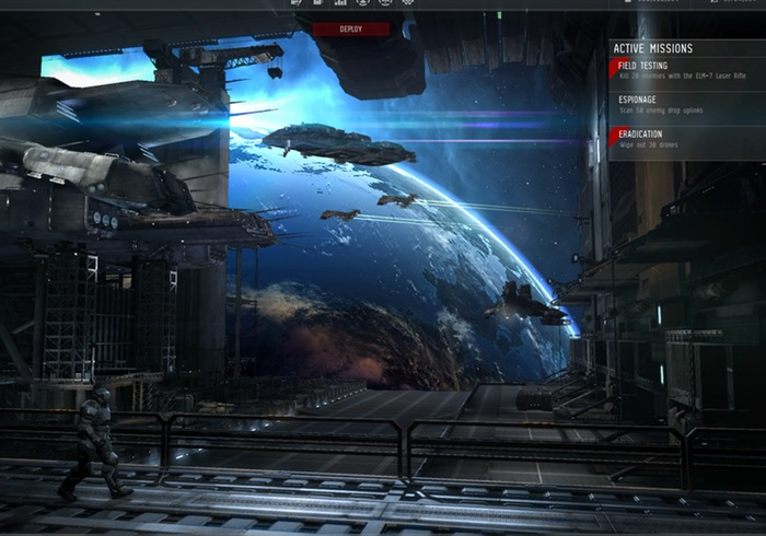 CCP Project Legion