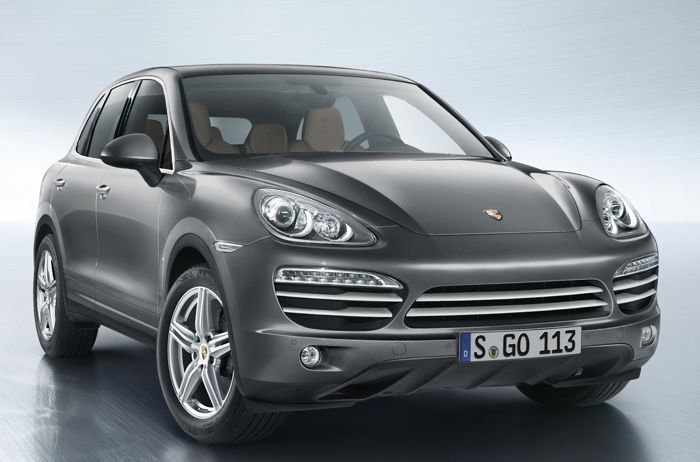 New Porsche Cayenne 5 Door Coupe In The Works