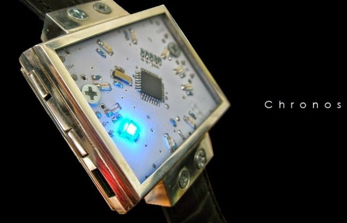 ChronosMEGA Watch