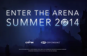 Crytek Arena of Fate Announcement Teaser Trailer (video)