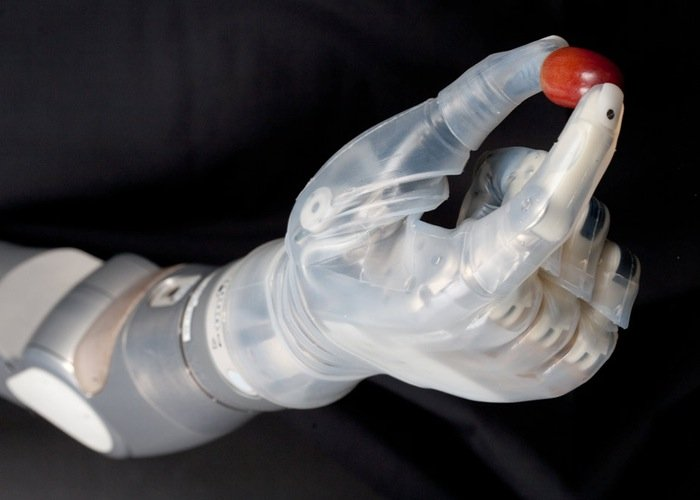 DEKA Mind controlled Prosthetic Arm