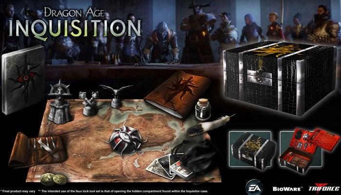 Dragon Age: Inquisition Collectors Edition