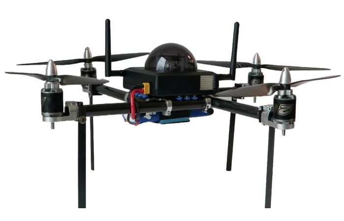Easy Drone Modular Plug And Fly System