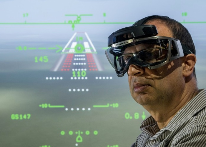 Elbit Systems Skylens Hud Offer Augmented Vision To Pilots