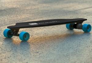 Marbel The Worlds Lightest Electric Skateboard (video)