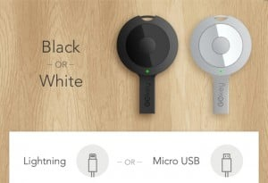 GOkey Pocket Keychain Charger Launches On Indiegogo (video)