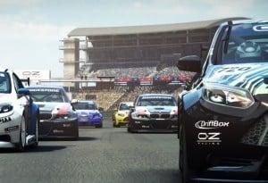 GRID Autosport Endurance Racing Trailer (video)