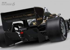 Gran Turismo 6 DLC Lets You Drive Ayrton Senna's F1 Car