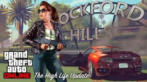 GTA Online: The High Life update now available