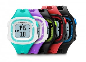 New Garmin Forerunner 15 GPS Watch Offers Fitness Tracking Features