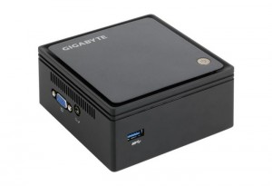 Gigabyte BRIX Mini PC Launches With 4.3W Celeron Bay Trail Processor