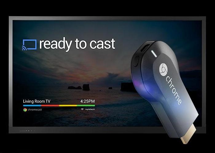 Google Chromecast Korea