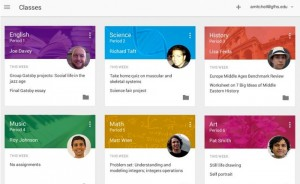 New Google Classroom Service Unveiled To Help Teachers Organise Assignments And Timetables (video)