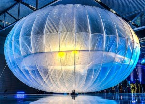 Google Loon Project Will Lease Balloons To Wireless Carriers (video)
