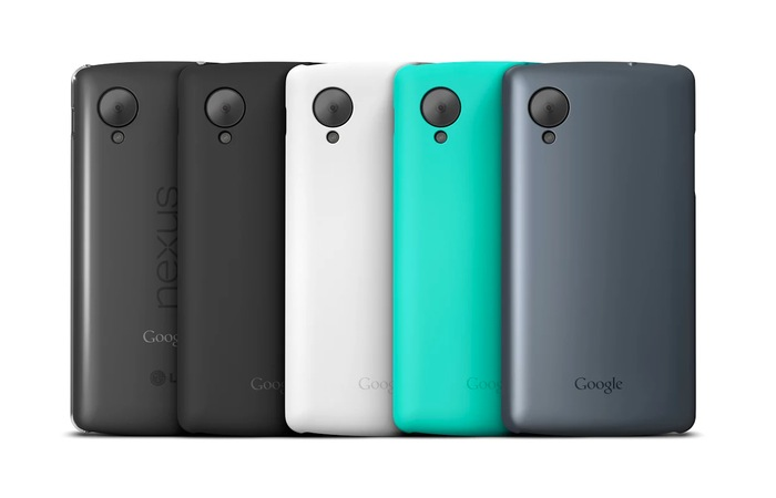 Google Nexus 5 Snap Cases