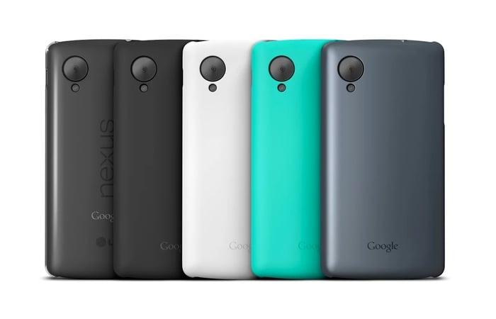 Google Nexus 5 Snap Cases
