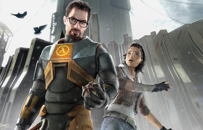 Half-Life 2 Nvidia Shield