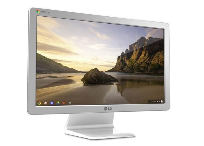 LG Chromebase desktop