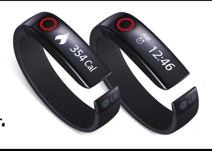 LG LifeBand Fitness Tracker