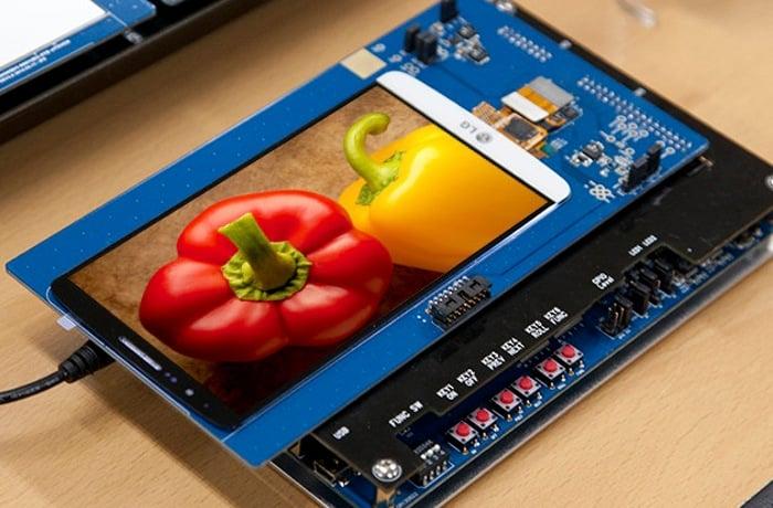 LG QHD Display
