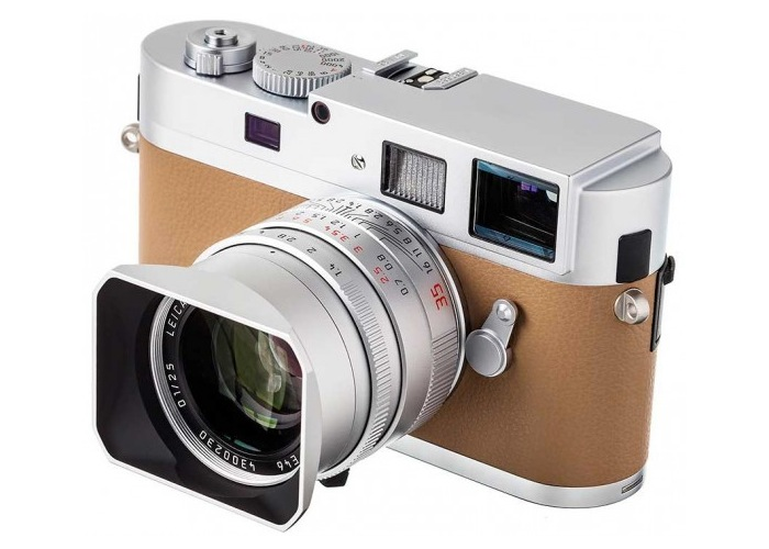 Leica M Monochrom Silver Anniversary Edition Unveiled For $21,000