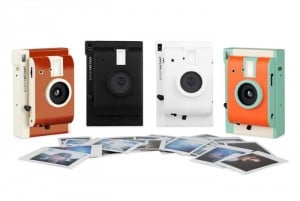 Lomo Instant Camera Launches On Kickstarter (video)
