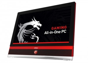 MSI AG270 27 Inch All-In-One Games System Unveiled