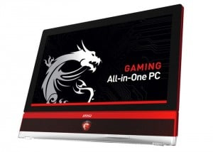 MSI Launching 3 New All In One Gaming Systems Next Week